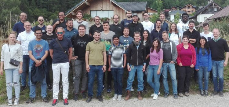 Pro2Future Teambuilding